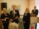 Einweihungsfeier Haus Pauline neu 16.01.2009
